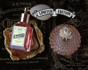 Rosette Tincture - Sweet Rose Florals - Atomizer Bottle Spray 1 oz.