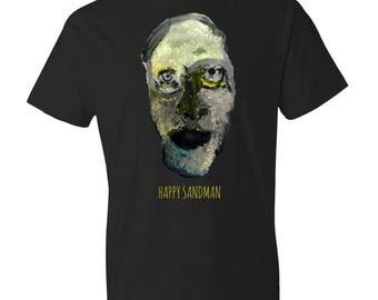 Happy Sandman t-shirt
