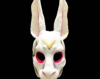Zombunny Mask in Resin