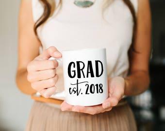 Grad Mug, Grad Gifts, Graduation Gifts, Graduation gift Ideas, Mug, Graduation Mug, Graduation Gift for Her, Graduation Gift for Him