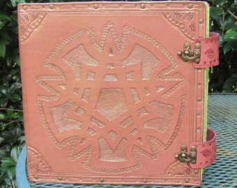 Grimoire/Ring binder/Leather Book of Shadows