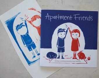 Apartment Friends - Picture Book