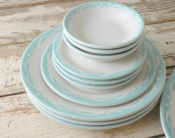 Jackson Restaurant Diner Plates