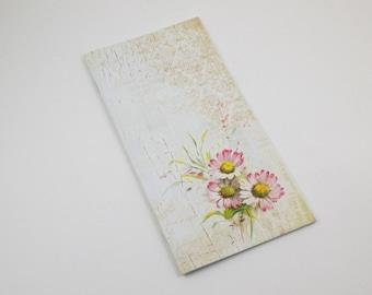 Fauxdori Traveler's Notebook Size Insert Forgotten Meadows