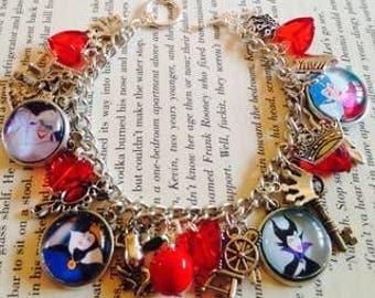 Disney Villians Charm Bracelet