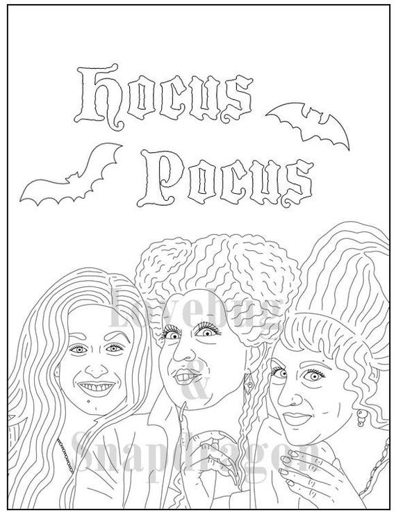 Halloween Coloring Pages Templates