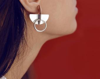 Mini toro earrings