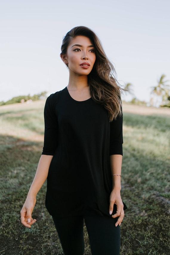 Kaya Swing Tunic / Jersey or Sweater Knit