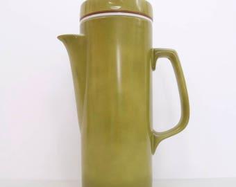 Schmid Kreglinger 'Kelco' Lagardo Tackett-designed tea/coffee pot