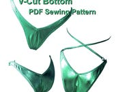 V-Cut Bottom (5 Sizes)