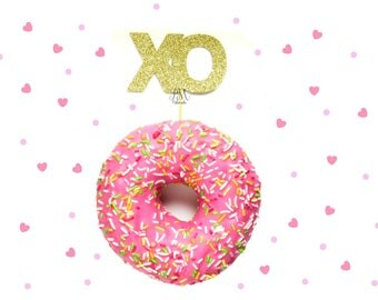 XO Cupcake Toppers  -  Wedding Cupcake Topper, Bridal Cake Topper, Engagement Cupcake Toppers, Engagement Party, love cupcake toppers