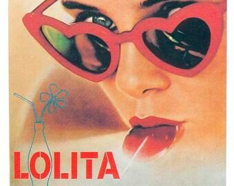 Lolita (Medium French Poster)