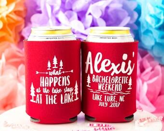 Lake Weekend, Lake Party, Lake Birthday, Lake House Decor, Girls Weekend Gift, Beer Can Holder, Camping Trip, Boat Trip, River Trip