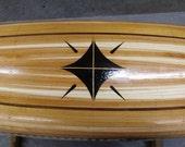 Morning Star 8 foot display canoe
