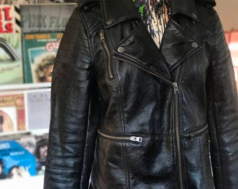 American Eagle Leather Riding Jacket
