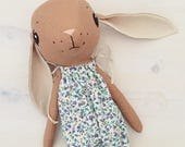 Lakeside Brown Rabbit Doll
