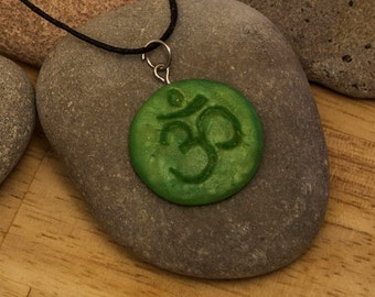 Ohm's logo pendant, Feng Shui