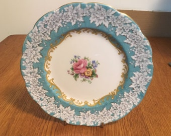 "Royal Albert Enchantment 6 1/4"" Bread and Butter Plate"