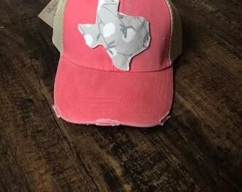 Cotton Texas Trucker