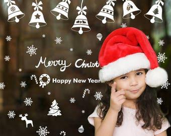 Christmas Bells - White - AW6011