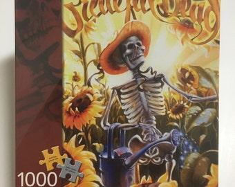 Grateful Dead Grower 1000 Piece Jigsaw Puzzle