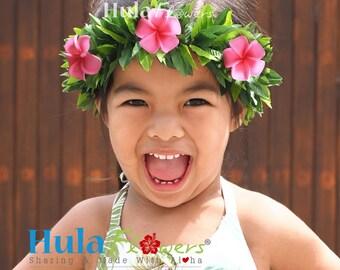 Moana Inspired Haku & pink plumeria, Baby's size, Haku-Moana-Baby1