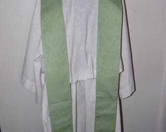 Special Buy~~Green Ordinary Time Stole