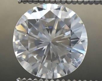 GIA Certified .62 Round Brilliant Cut Diamond Loose Custom Engagement Wedding