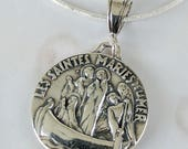 Necklace - Les Saintes Maries de la Mer - Sterling Silver - 27mm