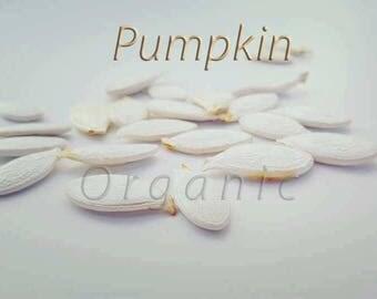 Pumpkin seeds. Organic. 50g