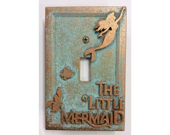 The Little Mermaid - Light Switch Cover