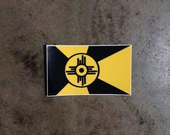 Wichita Decal Etsy - Custom vinyl decals wichita ks