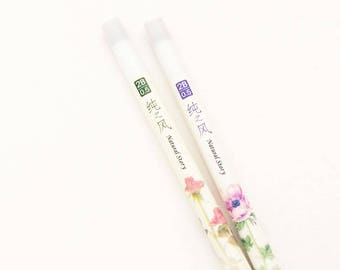 Natural Story Mechanical Pencil Leads (40 pcs) Korean Stationery Kawaii Pencils E0380
