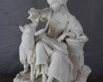 Parian Figure