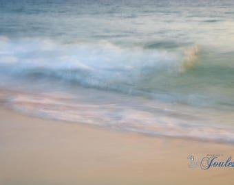 Vineyard Brush Strokes ~ Aquinnah, Moshop Beach, Sunset, Martha's Vineyard, Photography, Coastal Decor, Wall Art, Beach House Decor, Summer