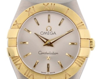 Ladies Omega Constellation 123.20.27.60.02.004 Quartz Watch