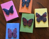 Butterfly Matchbox with P...