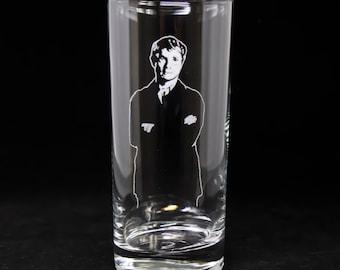 Sherlock (John Watson) Hiball, Engraved by Hand.