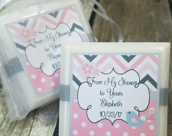 Girl Baby Shower Favors pink Baby shower favors for guests Baby shower favor ideas baby shower favors for the guests baby girl shower favors