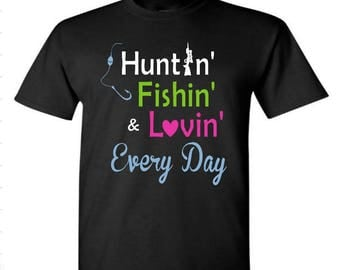 Country Music Shirt, Country Concert Tshirt, Country Girl Tshirt, Hunting Girl Shirt, Fishing Girl Shirt, Country Music Concert