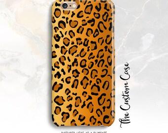 Cheetah Print IPhone Case, Animal Print Iphone Case, Jungle Print, Fashion Case, Fashionista, Leopard Phone Case, Leopard Spots Phone Case