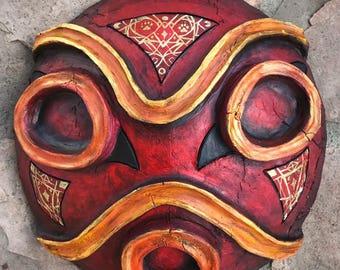 Princess Mononoke Full Mask (Meisha Mock Orignal Design)
