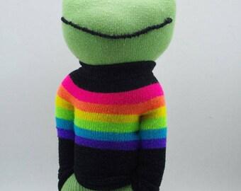 Frog Sock Animal