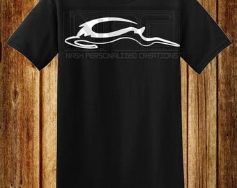 Impala leaping Deer T-Shirt