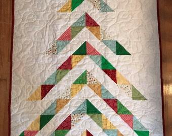 Christmas Tree Quilt