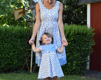 Mommy & Me Dresses/Matching Dresses/Matching Mommy