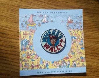 Where's Wally? Pin | Where's Waldo? Pin