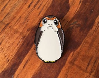 Porg Enamel Pin from Star Wars - The Last Jedi