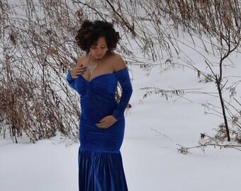 Handmade Maternity Dress