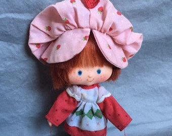 Strawberry Shortcake Doll - Vintage